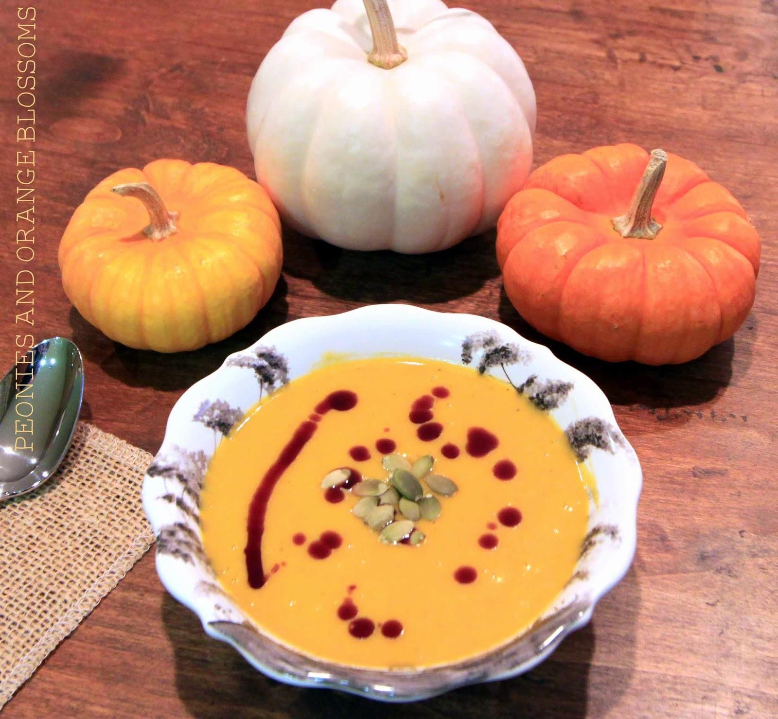 German Pumpkin Soup Recipe