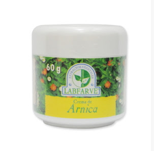 Crema Arnica - Dolor e Inflamación - Productos naturales en Maicao
