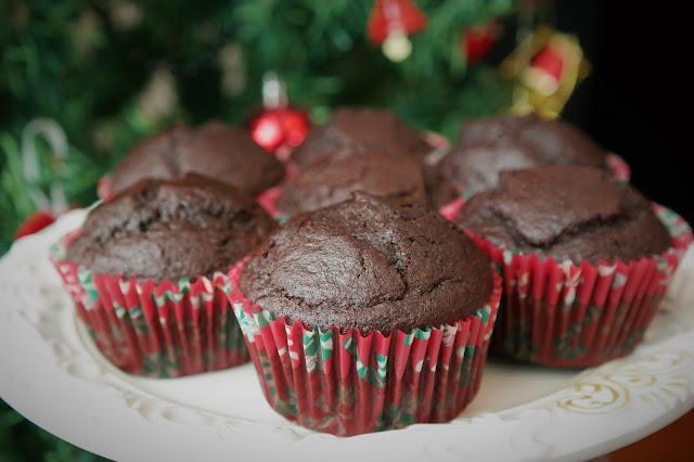 Kakaolu Pancarlı Muffin