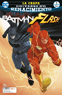 Batman/Flash: La chapa