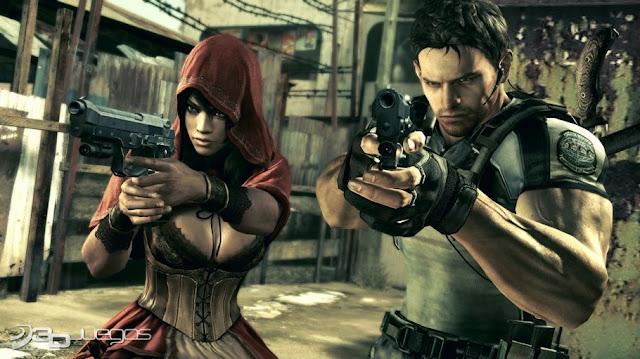 Resident Evil 5 - Gold Edition (2015) Español