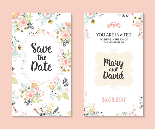 wedding invitation backgrounds designs