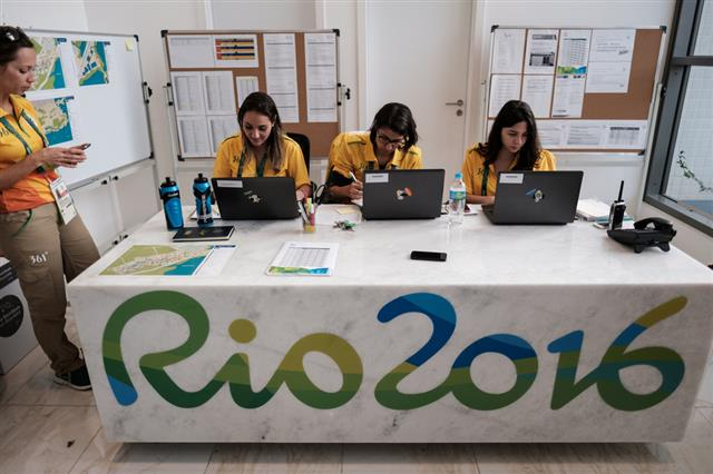 Hytera's mobile radio solutions anchor 2016 Rio Olympics' superior communications system