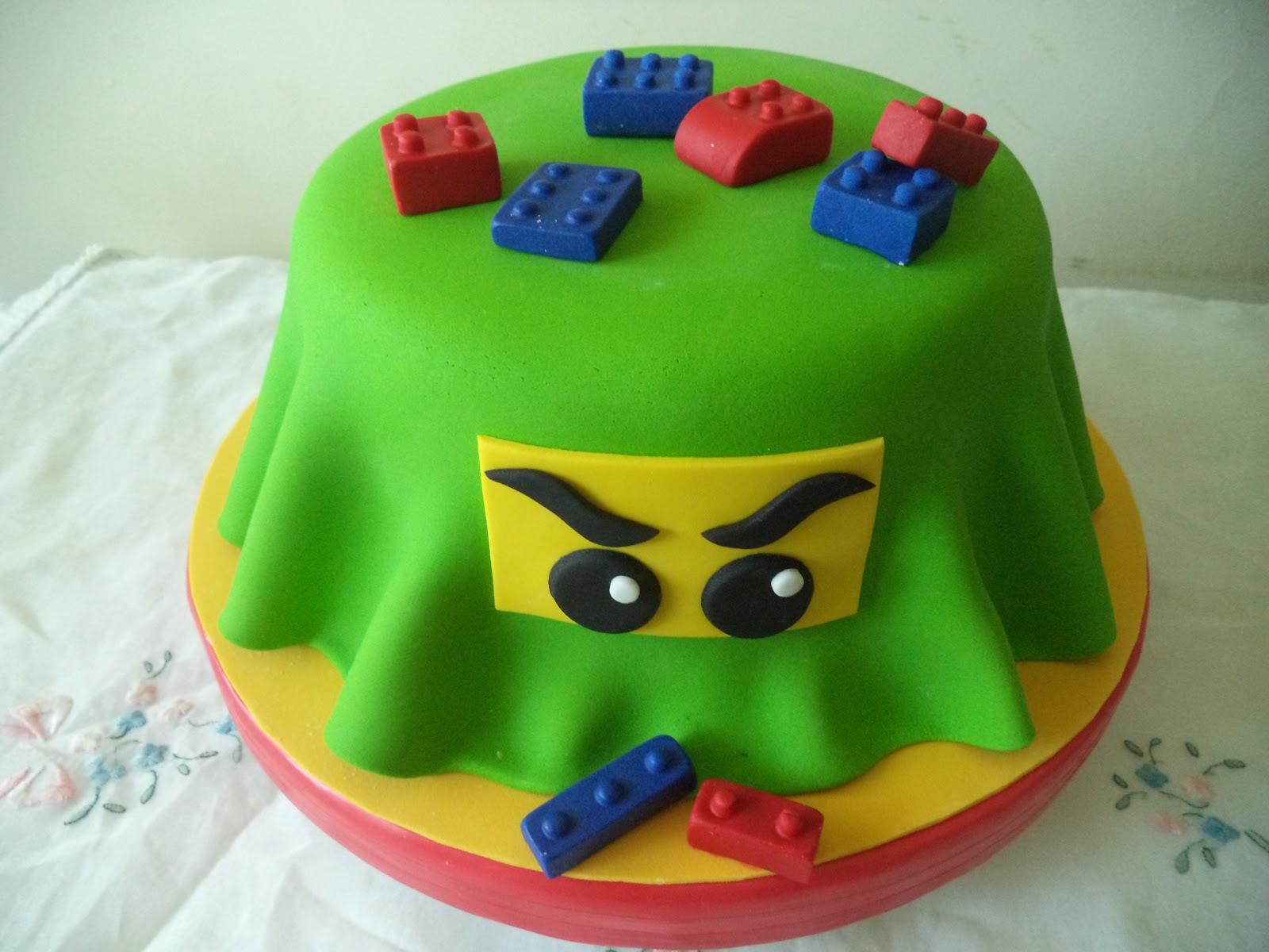Dulces y Colores: Ninjago de Lego