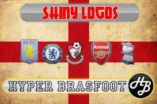 patch da inglaterra para brasfoot 2012