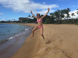 plus belle plage de Maui à Kaanapali