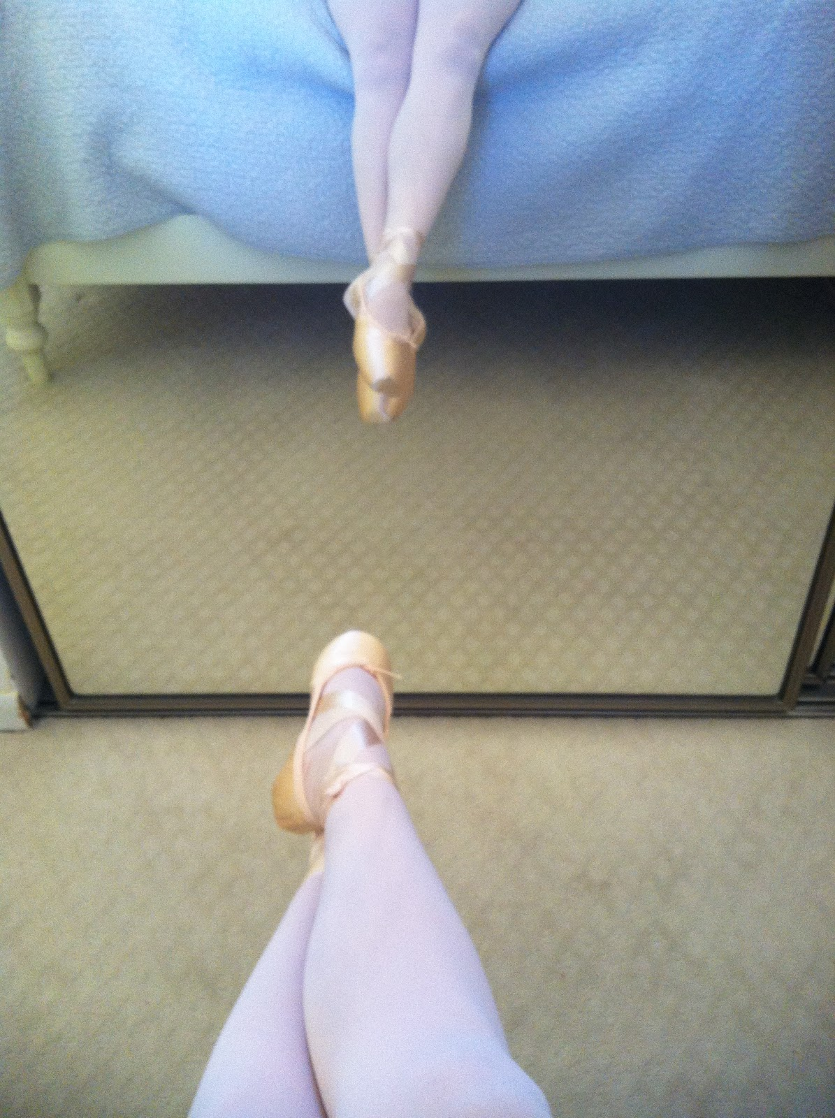 What S The Difference Between Demi Pointe And Pointe Shoes