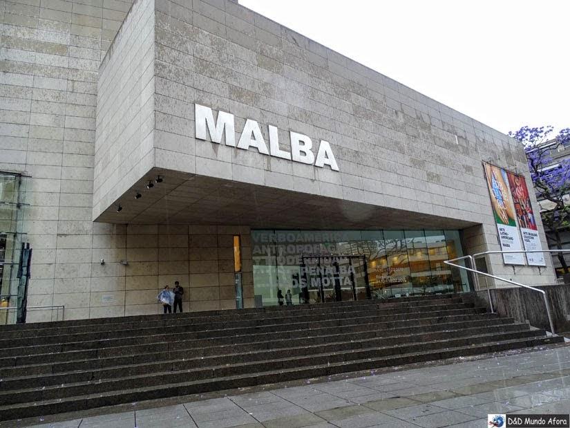 O que fazer em Buenos Aires - Museu de Arte Latino-Americana - MALBA