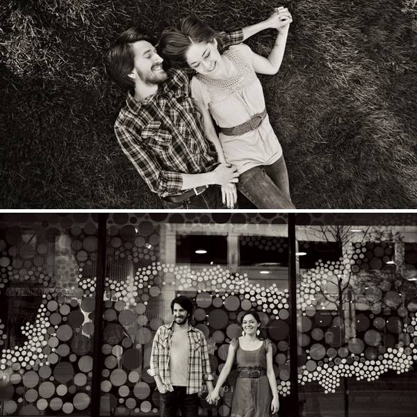 romantic boise engagement session by nack photography