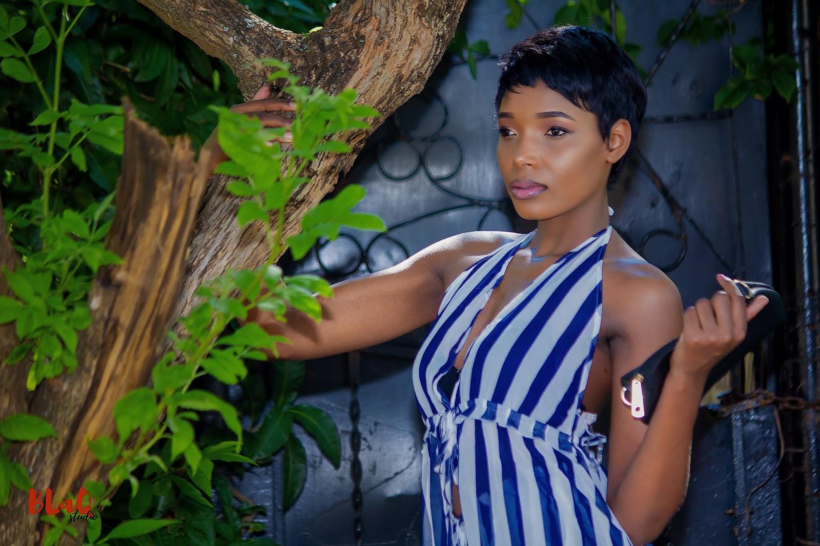 About Tania Tatenda Aaron (The Bae Boss-Model) - Strike A Pose with Blaq Studios