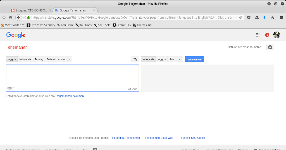Trik social engineering dengan metode google translate mrad stopboris Image collections
