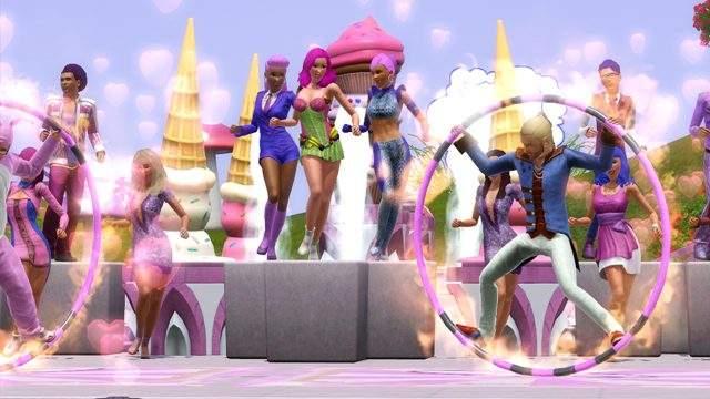 Los Sims 3 Salto a la Fama PC Full Español 2012 Fairlight Descargar DVD5