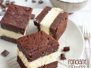 Fondant au chocolat et au fluff
