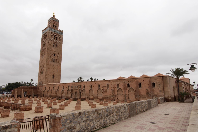 Mezquita Kutubía de Marrakech