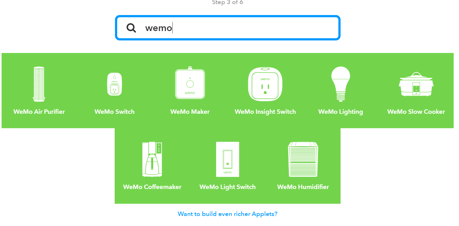 PS I Am Assuming You Have Registered Your Wemo Already With IFTTT If Not Register It The Same Way We Did Google Assistant