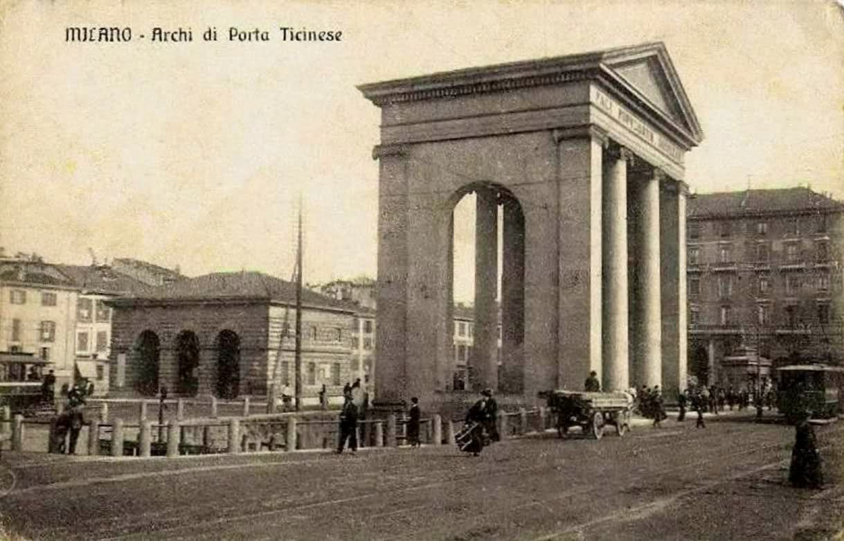 porta ticinese