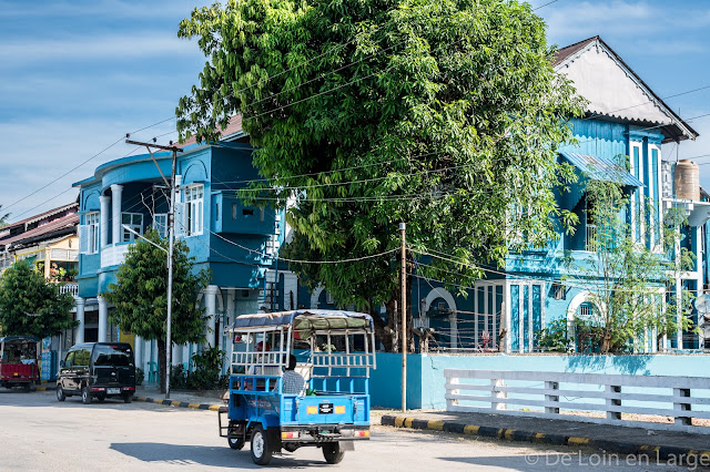Breeze guesthouse - Mawlamyine - Birmanie - Myanmar