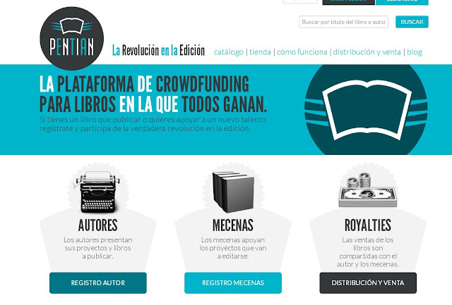 Crowdfunding edición