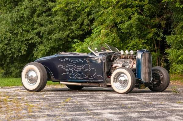 1931 Ford Model A Roadster Hot Rod Auto Restorationice