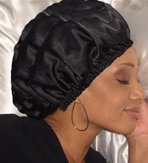 Satin Bonnet For Natural Hair Uk