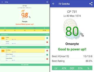 IV Go App