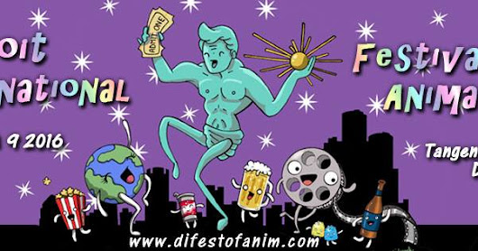 Hip In Detroit: The First Annual Detroit International Festival of Animation