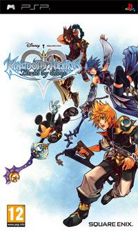 Kingdom Hearts Birth By Sleep (PSP) (Español - ISO) [MEGA]