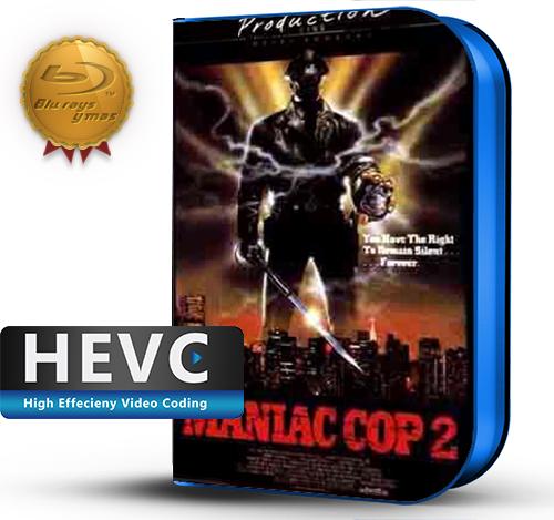 Maniac Cop 2 (1990) 1080P HEVC-8Bits BDRip Ingles (Subt.Esp)(Terror)