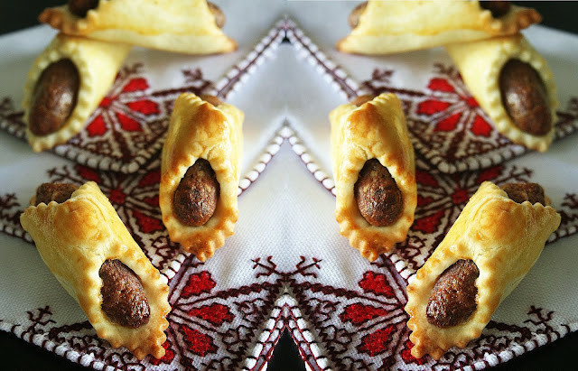 حلوى التمر المغربية
