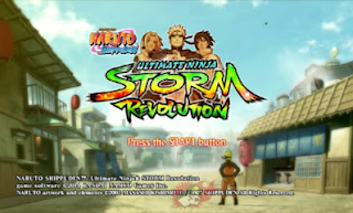 Naruto Senki Mod APK Revolutions Full Characters Unlocked Android Free