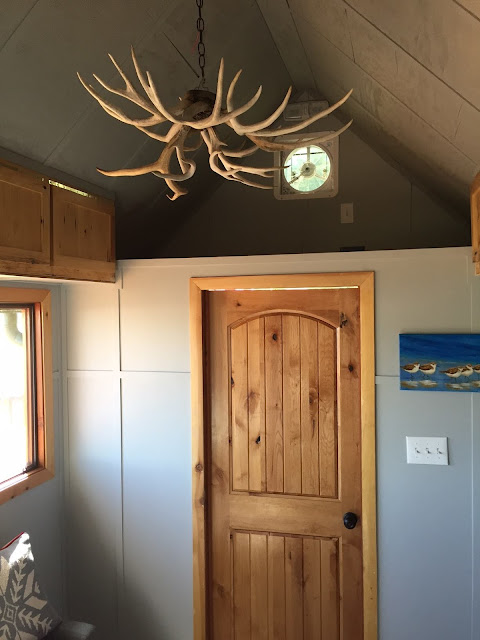 College of the Sequoias Tiny House