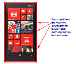 Hard Reset Nokia Lumia 520(Windows Phone)
