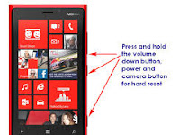 Hard Reset Nokia Lumia 520 (Windows Phone)