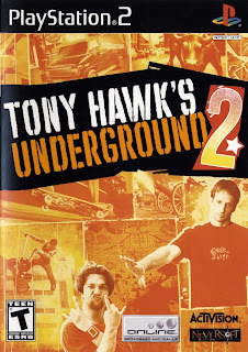 Tony Hawk's Underground 2 (PS2) 2004