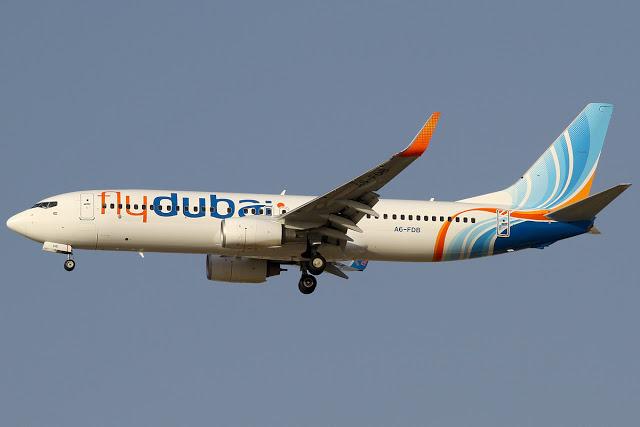Pesawat Penerbangan FlyDubai Terhempas, 62 Maut