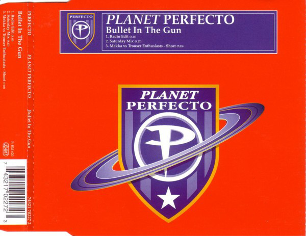 Sucessos De Sempre Planet Perfecto Bullet In The Gun