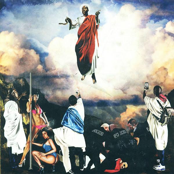 Freddie Gibbs - Alexys - Single Cover