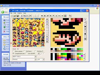 super mario graphic editor