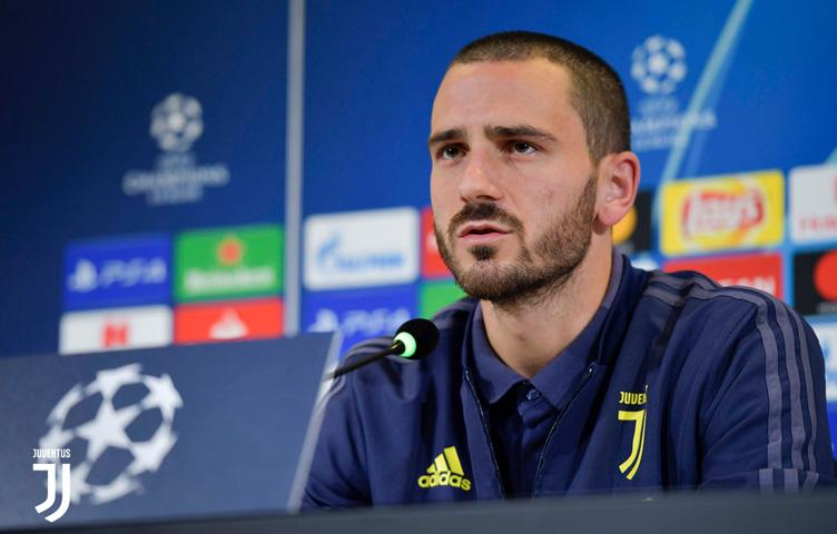 """Bonucci: """"O Milanu ćemo razmišljati nakon sutrašnje utakmice"""""""