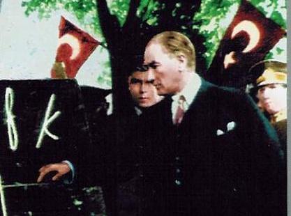 Atatürk Türkiye  Alfabe