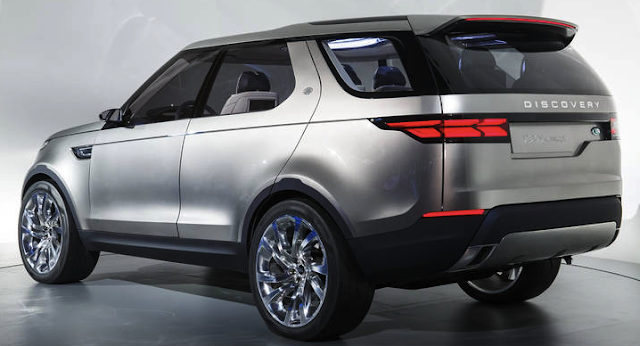 2017 Land Rover Discovery Prototype Drive Review