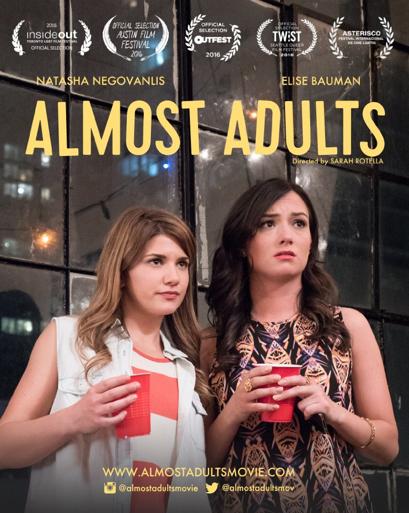 Almost Adults Legendado