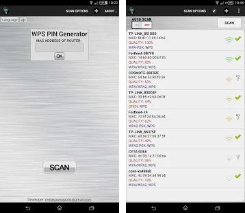 Wifi WPS Unlocker apk ile wifi şifre kırabilir ve ...
