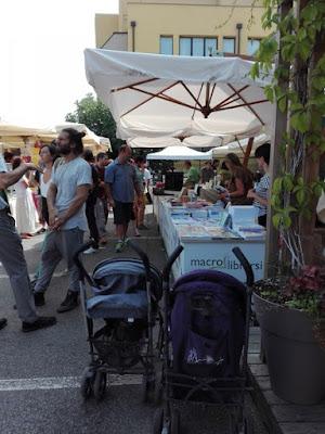 Elle e Alli al Macrolibrarsi Fest: libri e cibo