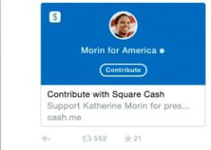 社群媒體對政治影響力劇增!Twitter開放用戶直接捐款給候選人