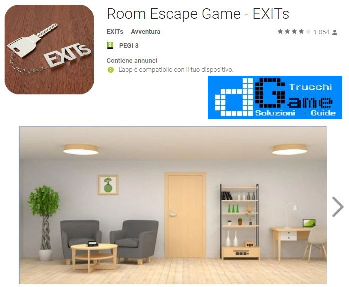 Soluzioni Room Escape Game - EXITs