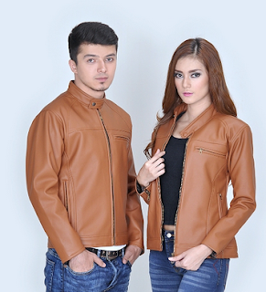 online shop jaket kulit couple