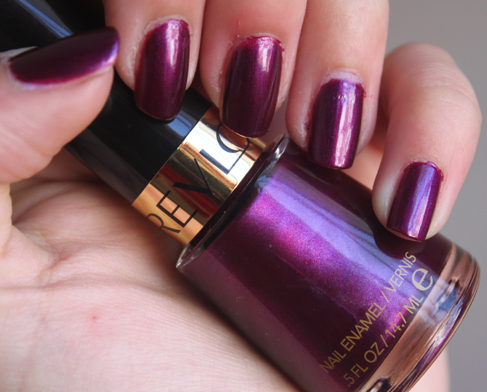 Revlon Plum Attraction A Little Obsessed