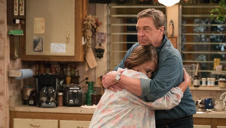 Roseanne - Episode 10.07 - Go Cubs - Promotional Photos + Press Release