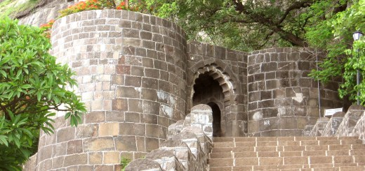 Shivneri Fort is one of the most magnificent as well as historically rich forts of India. It is situated at a distance of approximately 90 km from the Pune city of Maharashtra. The fort dates back to the time period when Shivaji was not even born yet. Shivneri Fort was built under the aegis of Sahaji, the father of Shivaji, who wanted a strong fortification that could protect his family from the enemies. Infact, Jijabai (Shivaji's mother) spent the days of her pregnancy here and it was here only that Shivaji Maharaj was born, in the year 1627.  Almost the entire childhood of Shivaji was spent playing inside the compound of the fort. He received most of his basic education here only and the lessons he learnt here were responsible, to quite an extent, in shaping his personality as a great ruler. Apart from its connection with Chhatrapati Shivaji, the fort is also quite popular for its magnificent architecture. To make the Shivneri Fort enemy proof, Sahaji ordered the construction of seven massive gates. One has to go through all the seven to gain entrance into the fort.  Badami Talav, a small pond situated in the heart of the fort, is one of its most endearing features. In the vicinity of the pond is a magnificent statue of Jijabai, along with her son Shivaji. There are a number of structures near the Shivneri Fort that are worth having a look at. Amongst them is a temple dedicated to Goddess Shivani. The local people of the area believe that Shivaji was named so, after the Goddess only. Then, there are the splendid Nane Ghat and the Jivdhan Fort. So, whenever you visit Pune, make sure to pay a visit to the historical fort also.